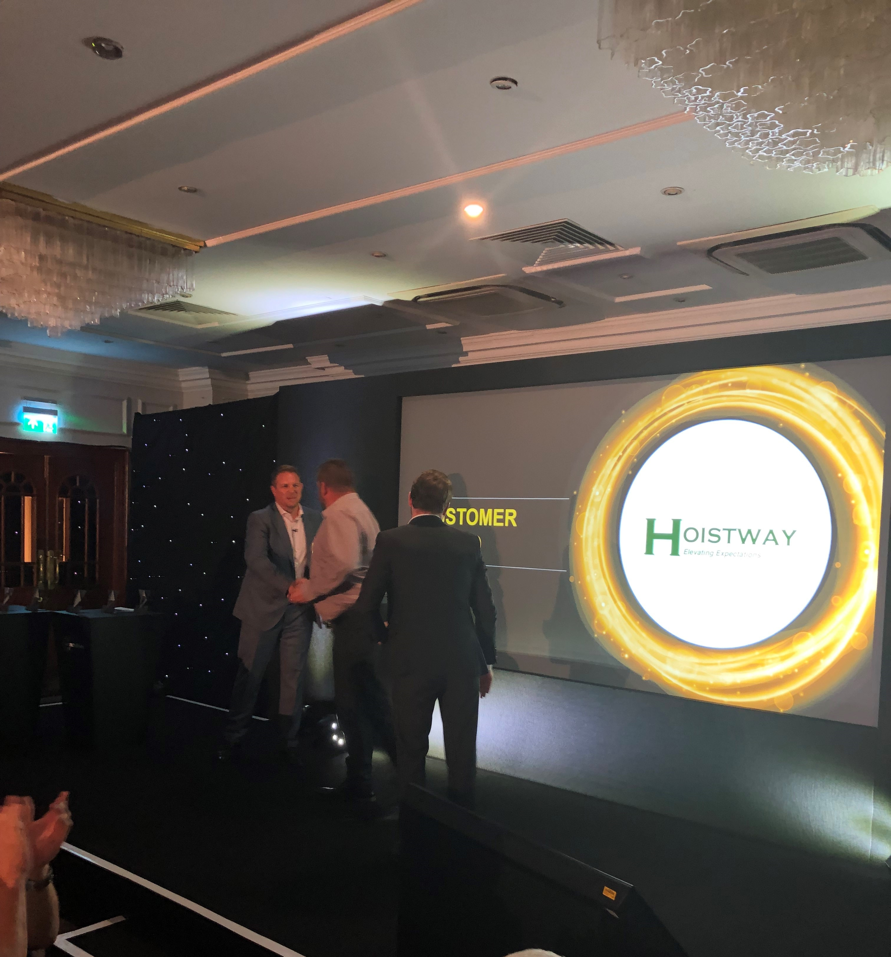 WILLMOTT DIXON SUPPLY CHAIN AWARD WINNERS 2019